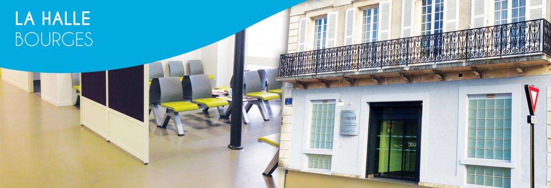 Bioexcel - Laboratoire de biologie médicale - La Halle - Bourges