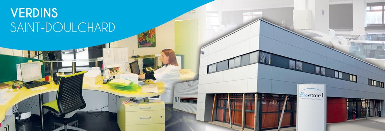 Bioexcel - Laboratoire de biologie médicale des Verdins - Saint-Doulchard
